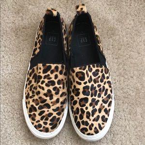 GAP slip-on leopard sneakers - 8